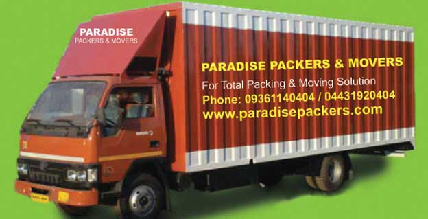 Packers and movers in Salem