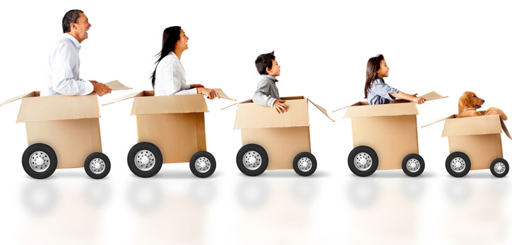 Packers Movers Delhi to Srinagar